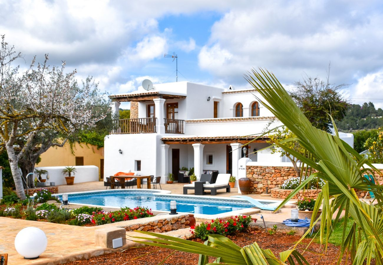 cottage Las Dalias in Ibiza